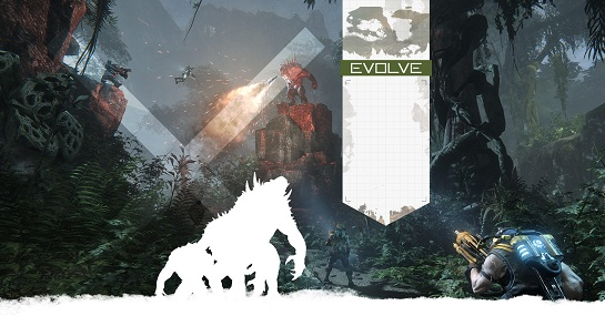 Evolve video Game 2014