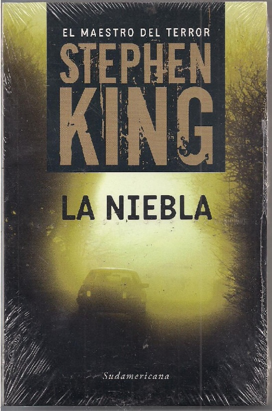 Fog Book Stepehn king Jack Incogruente