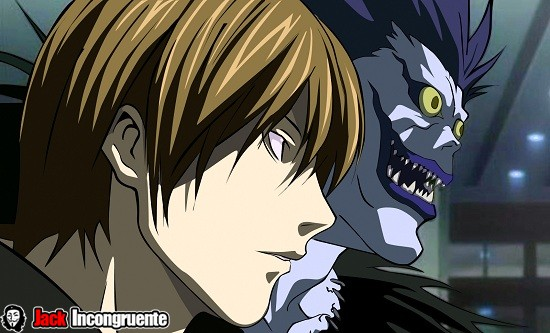 Light DEATH NOTE