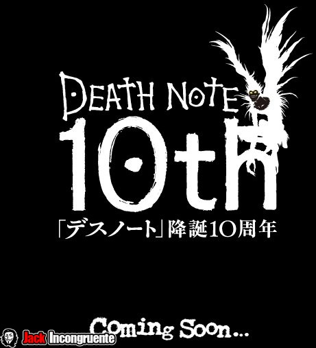 Page Death Note Special 10th Anniversary - 2014