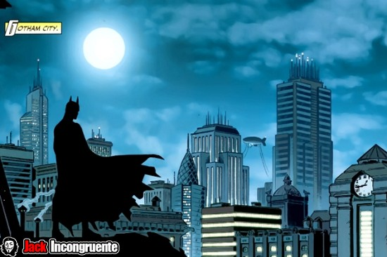 Batman Gotham-City