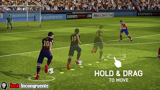 FIFA 14 por EA SPORTS android