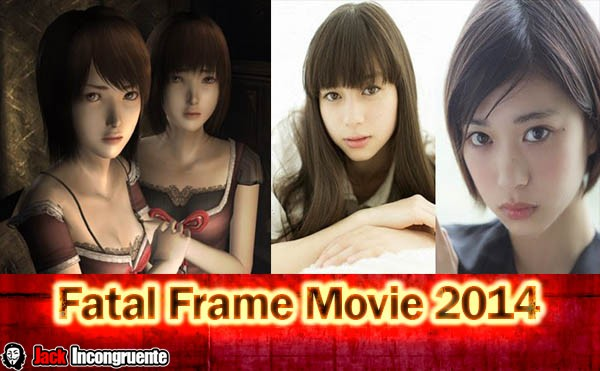 Fatal Frame movie 2014