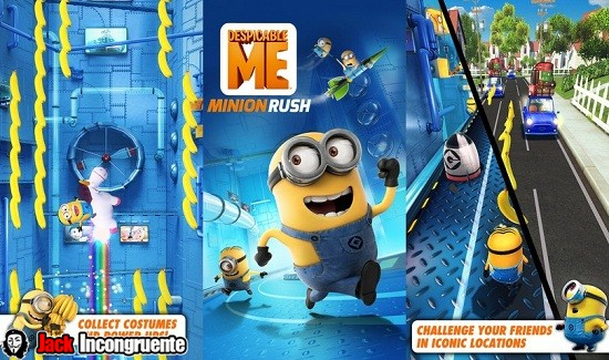 Minion do Rush