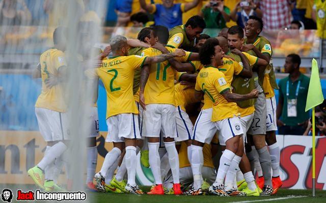 Brasil 3 chile 2