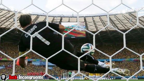 brasil vence a chile mundial 2014