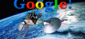 satelites google internet