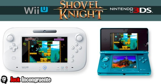 shovel knight wiiu 3ds pc