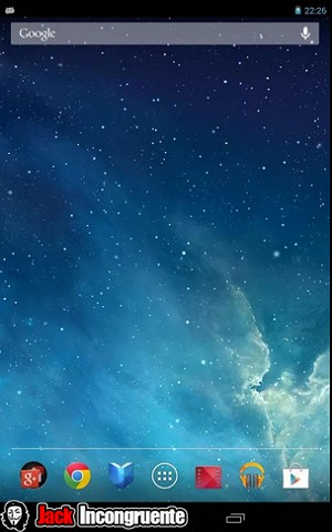 Galaxy Parallax Live Wallpaper android