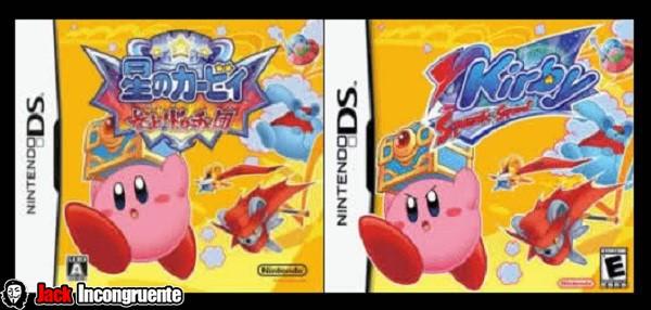 Kirby curiosidades