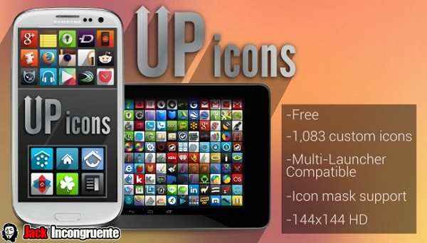 UP Icons android icons