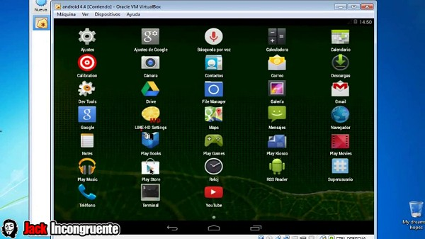 android 4.4 en pc