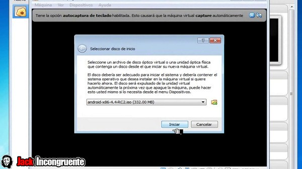 instalar android en virtualbox 1