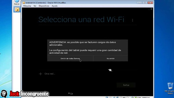 instalar android en virtualbox 24