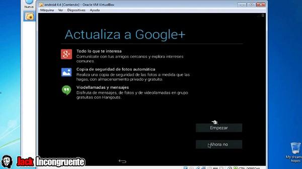 instalar android en virtualbox 26