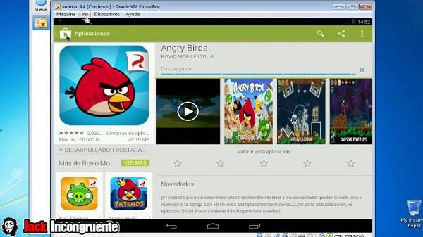 instalar android en virtualbox 28