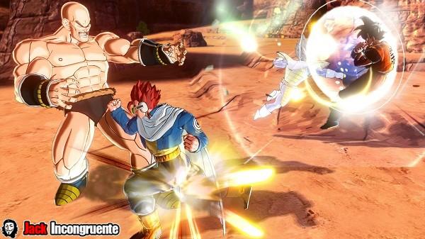 nuevo personaje Dragon Ball Xenoverse