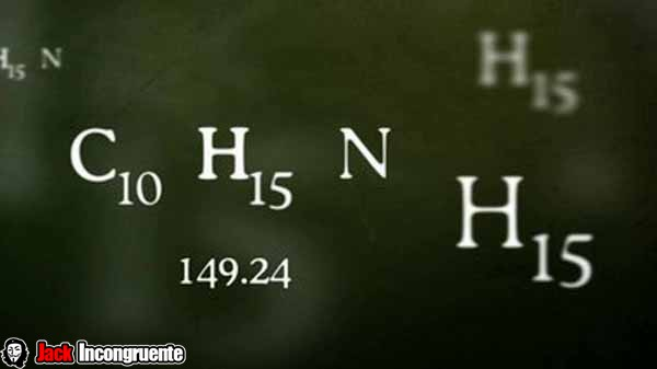 Breaking bad formula quimica