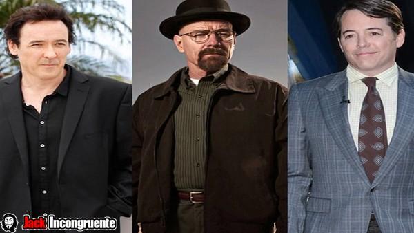 Bryan Cranston  papel de walter