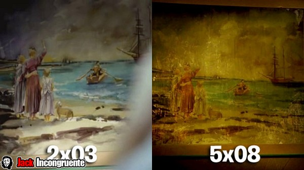 Cuadro de pintura breaking bad