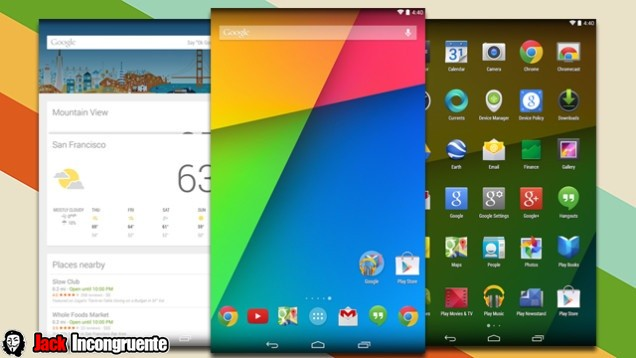 Google Now Launcher con Android 4.1