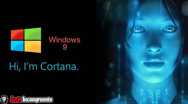 cortana in Windows 9x