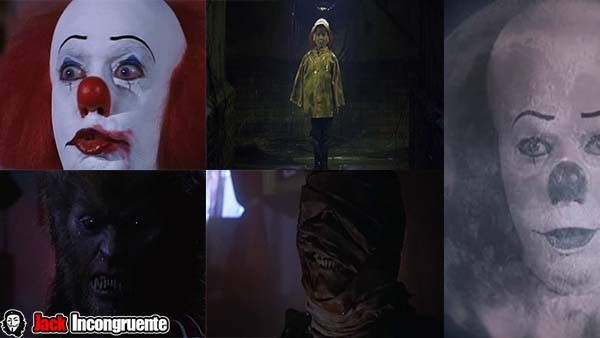 Curiosities that the diabolical clown 3