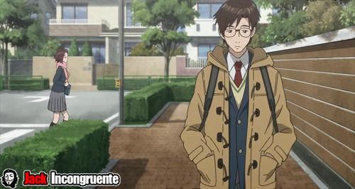 Shinichi Izumi parasite
