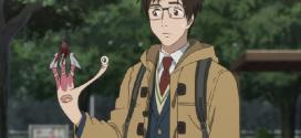 anime Parasyte Kiseijuu Sei no Kakuritsu