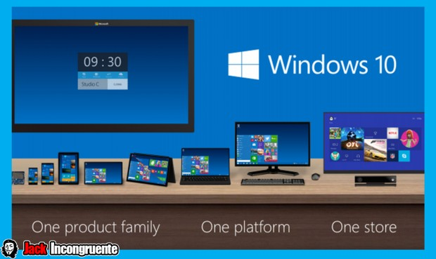 windows 10-version Technical preview build 2014