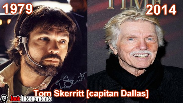 Alien Tom Skerritt como Dallas el capitán
