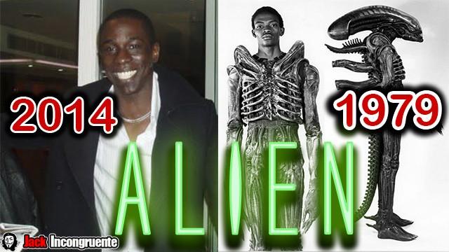 Curiosidades de Alien la pelicula de 1979