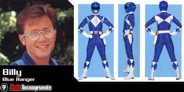 David Yost Blue power ranger