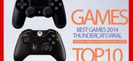 Revista TIME 10 videojuegos del 2014