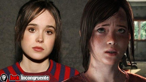 The Last of Us film Ellen Page Ellie