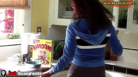 Kill bill Kaboom cereal Curiosities