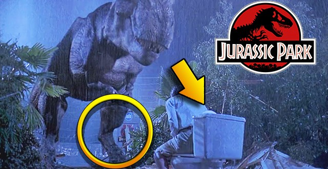 70 Fun Facts and Mistakes about Jurassic Park 1993 Sabrina The Teenage Witch