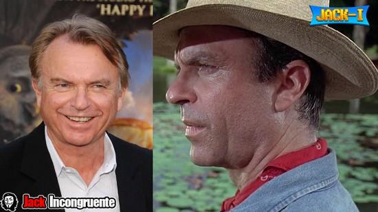 Jurassic park Alan Grant Sam Neill