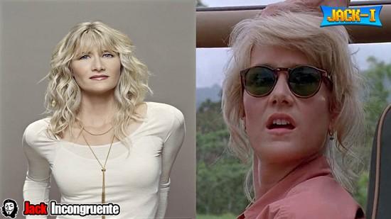 Jurassic park Ellie Sattler Laura Dern