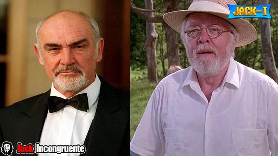 Jurassic park Sean Connery