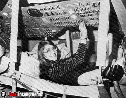 Margaret Hamilton NASA apolo 11