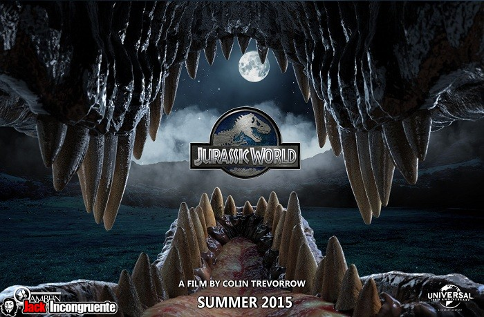 Movie Jurassic world cover 2015