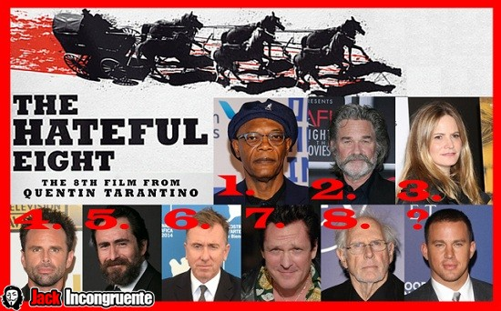 Tarantino The Hateful Eight
