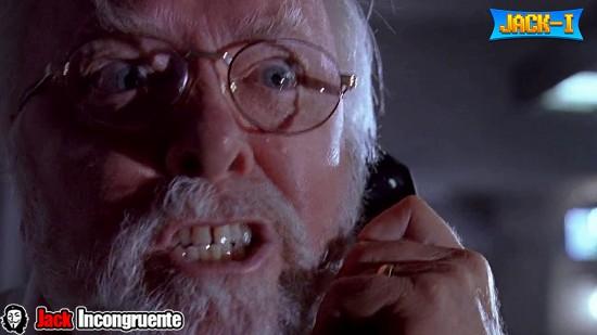 Hammond imprenditore Jurassic Park