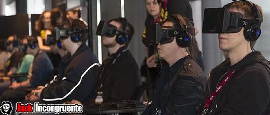 gafas de realidad virtual  2015