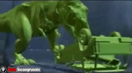 Jurassic Park Jeep 3D