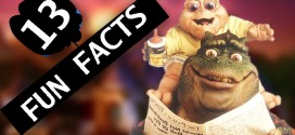 13 facts about Dinosaurs Tv series (Family Sinclair)