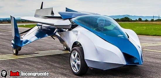 Aeromovil back to the future