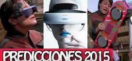Back to the future Predicciones 2015