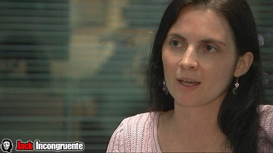 Caroline Baylon  drone seguridad cibernética